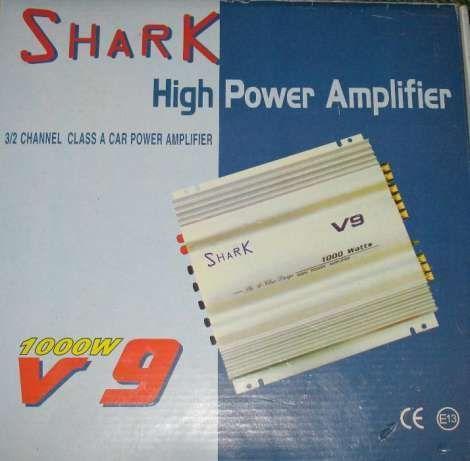 Авто усилитель Shark V9