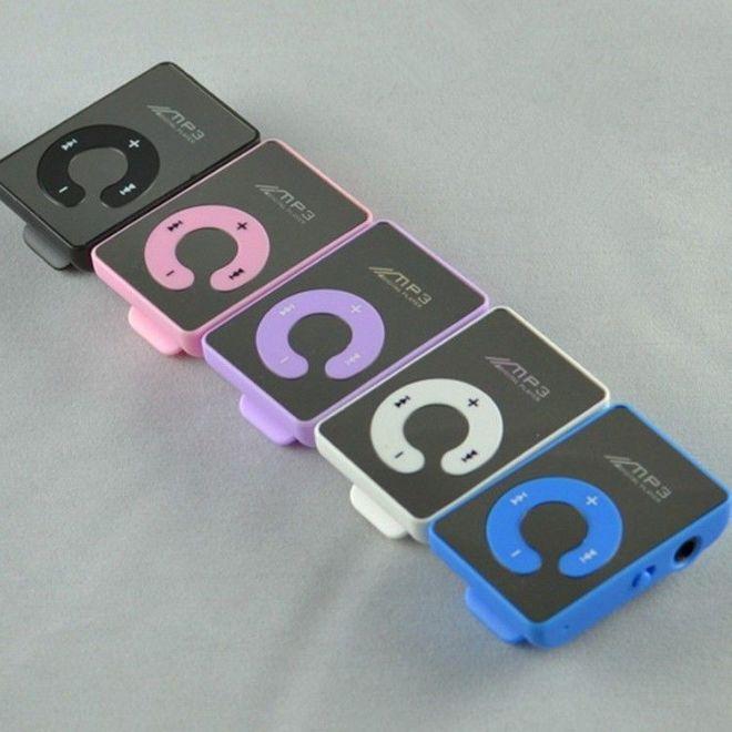 Новый зеркальный MP3 плеер