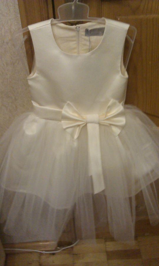Фото - Нарядное платье для малышки.