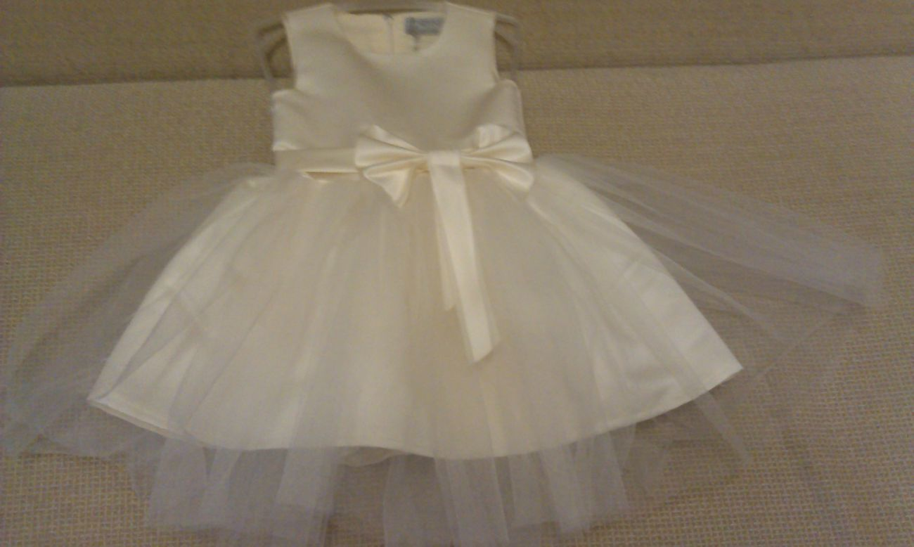 Фото 4 - Нарядное платье для малышки.