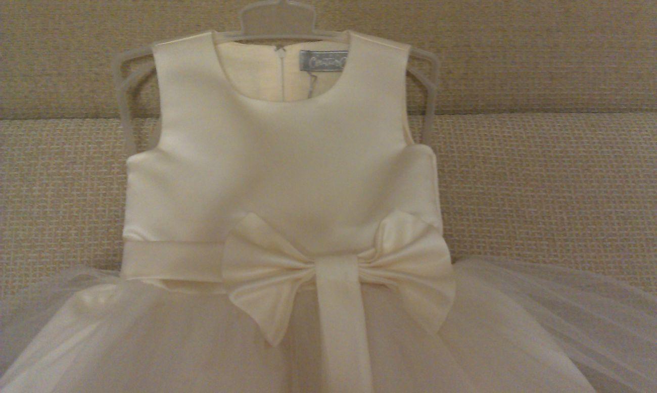 Фото 3 - Нарядное платье для малышки.