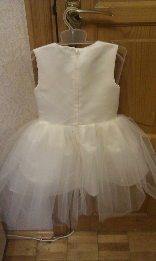Фото 2 - Нарядное платье для малышки.