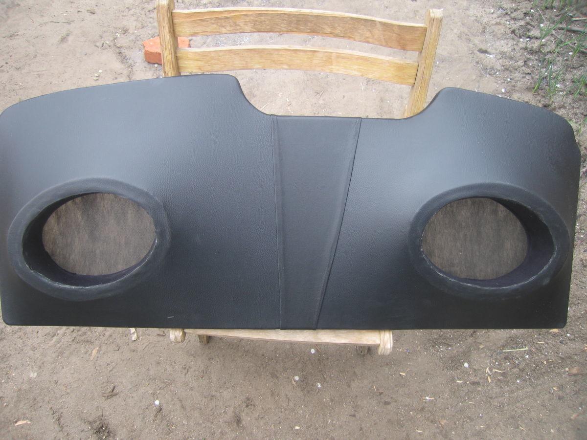 Фото - Продам Акустическую полку Chevrolet Aveo HB Люкс черная