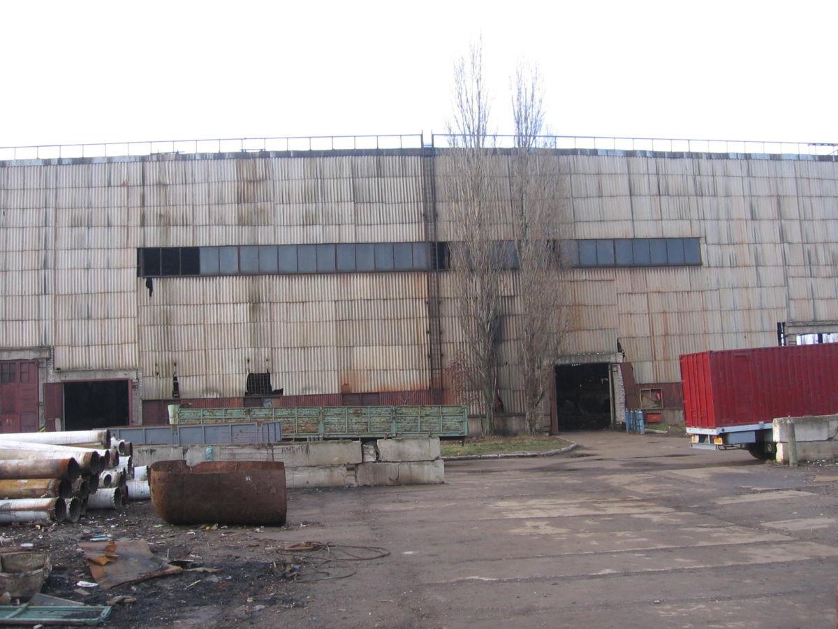 Площадка, база широкого применения с жд веткой г. Житомир
