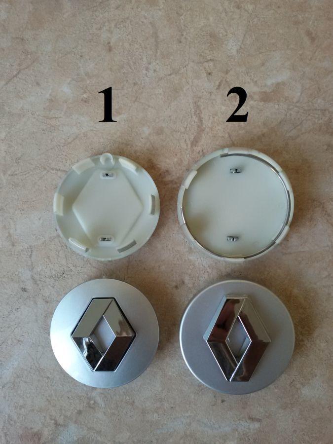 заглушки легкосплавных дисков renault
