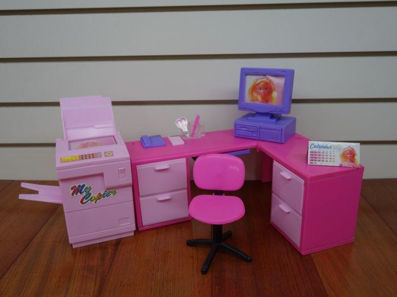 Кукольная мебель Глория Gloria 96014 Офис