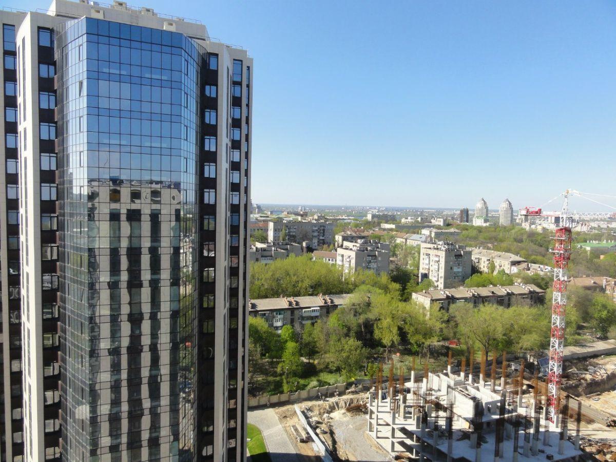Без комиссии, 3 комнатная квартира в ЖК Панорама с видом на Днепр