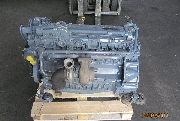 Фото 7 - Ремонт двигателей Cummins, Deutz, Perkins, Zetor