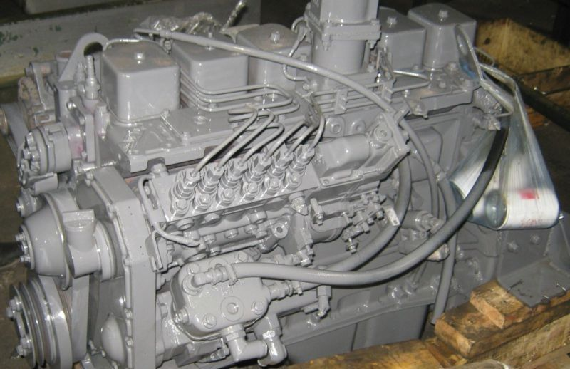 Фото 6 - Ремонт двигателей Cummins, Deutz, Perkins, Zetor
