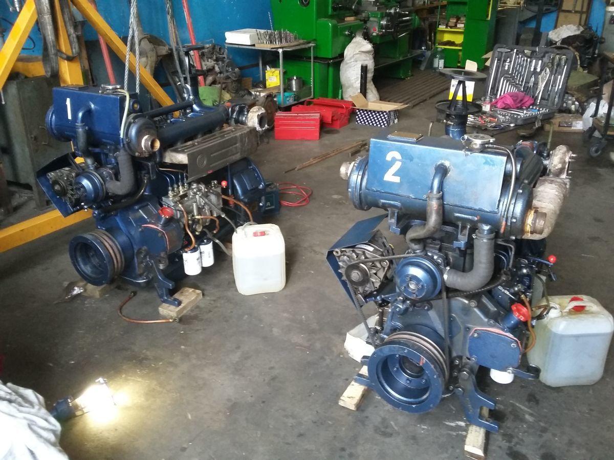 Фото - Ремонт двигателей Cummins, Deutz, Perkins, Zetor
