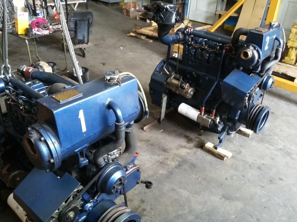 Фото 10 - Ремонт двигателей Cummins, Deutz, Perkins, Zetor