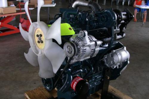 Фото 5 - Ремонт двигателей Cummins, Deutz, Perkins, Zetor