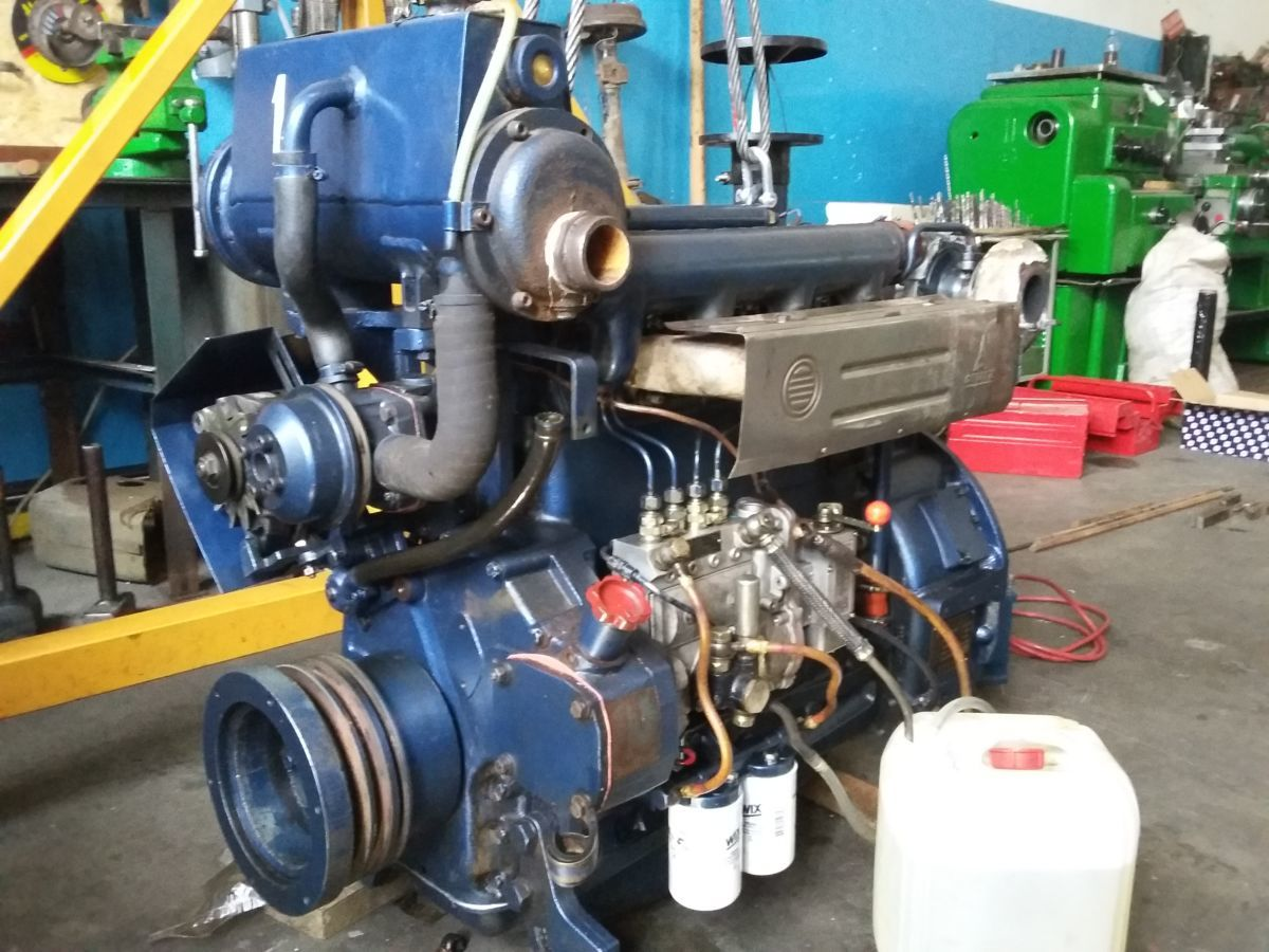 Фото 9 - Ремонт двигателей Cummins, Deutz, Perkins, Zetor