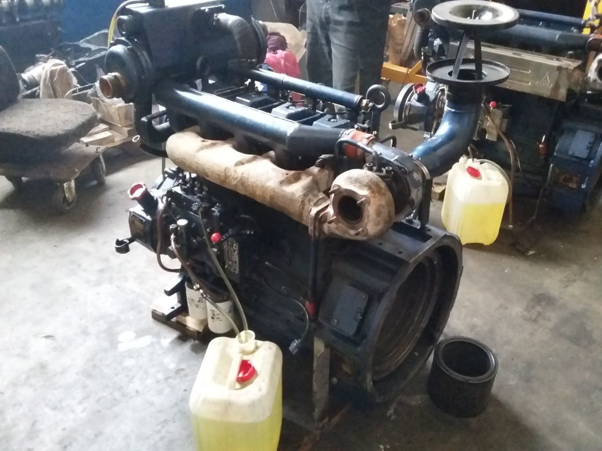 Фото 8 - Ремонт двигателей Cummins, Deutz, Perkins, Zetor