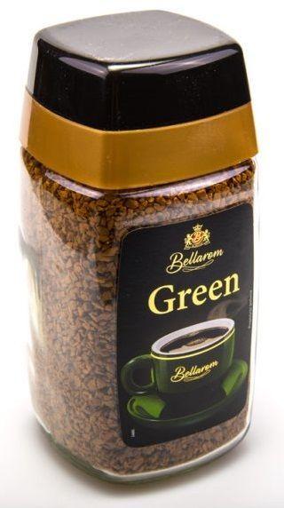 Кофе  растворимый Bellarom Green – 200 гр.