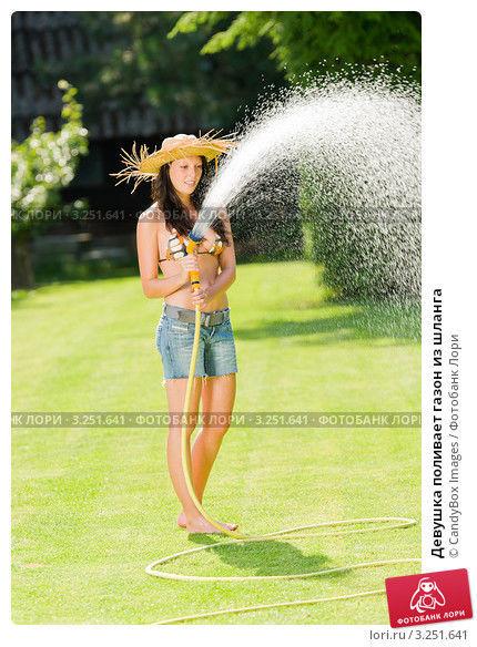 Фото - шланг садовый