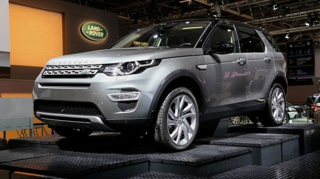 Фото 2 - Диски Landrover Discovery Sport NEW R19