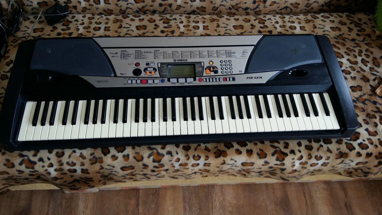 Фото 2 - Продам синтизатор Yamaha !