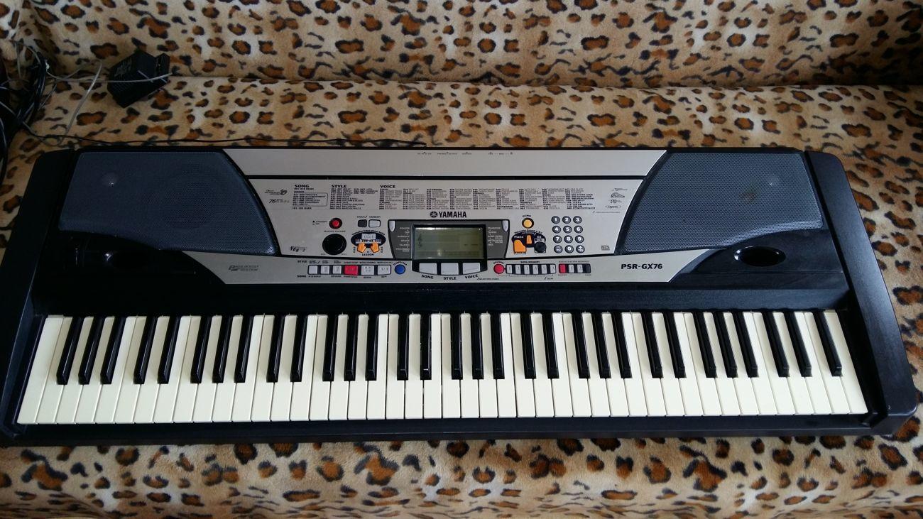 Фото 4 - Продам синтизатор Yamaha !