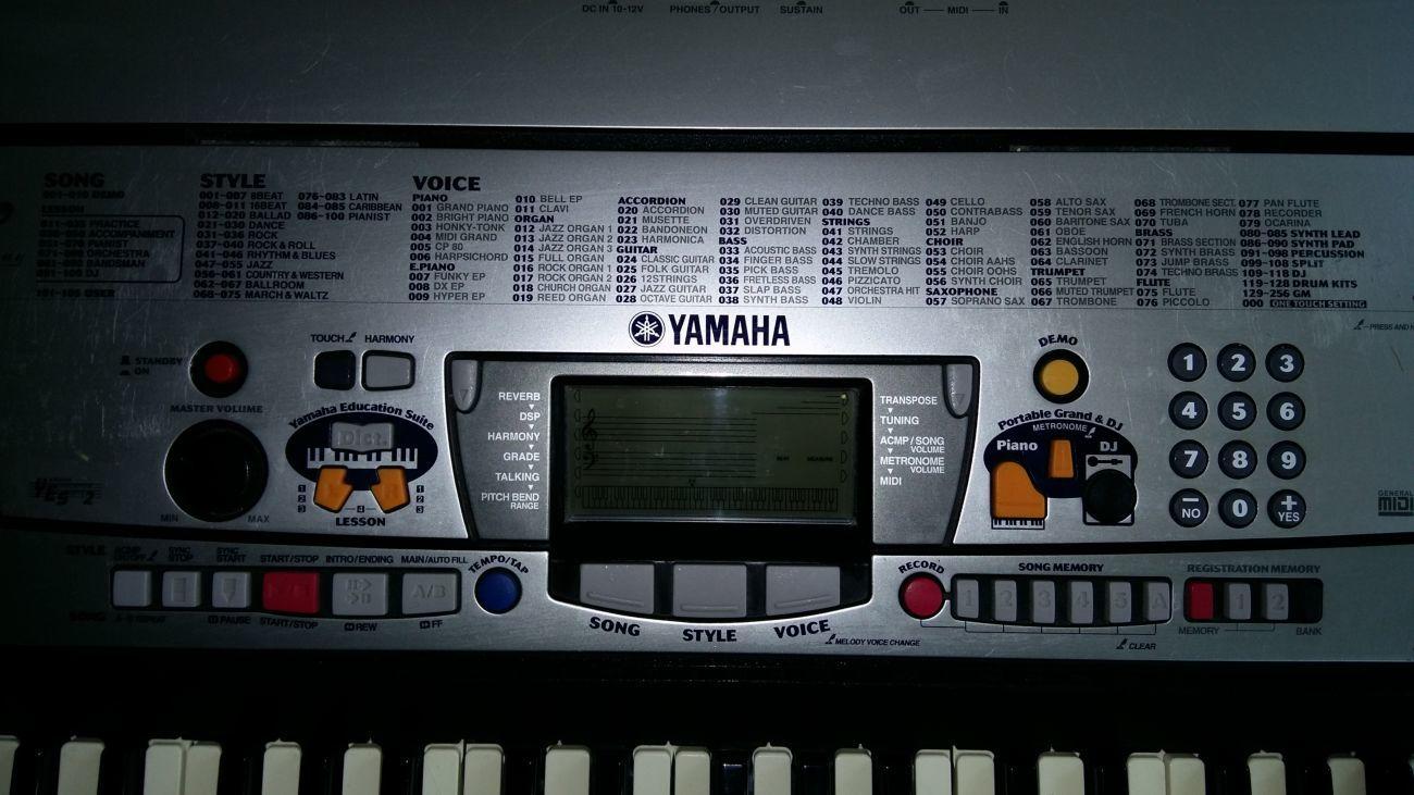 Фото 5 - Продам синтизатор Yamaha !
