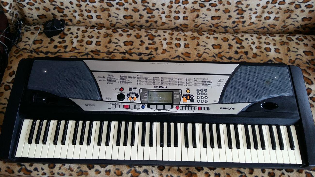 Фото 6 - Продам синтизатор Yamaha !