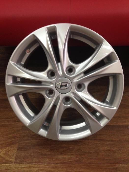 Фото - Диски Hyundai Elantra I30 R15 Оригинальные параметры
