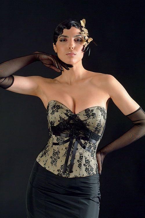Корсет Revanche de la Femme.