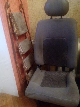 Фото - Продам  кресло на Рено Мастер или Опель Мовано до 2003