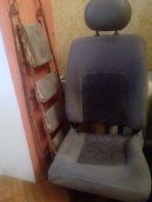 Продам  кресло на Рено Мастер или Опель Мовано до 2003