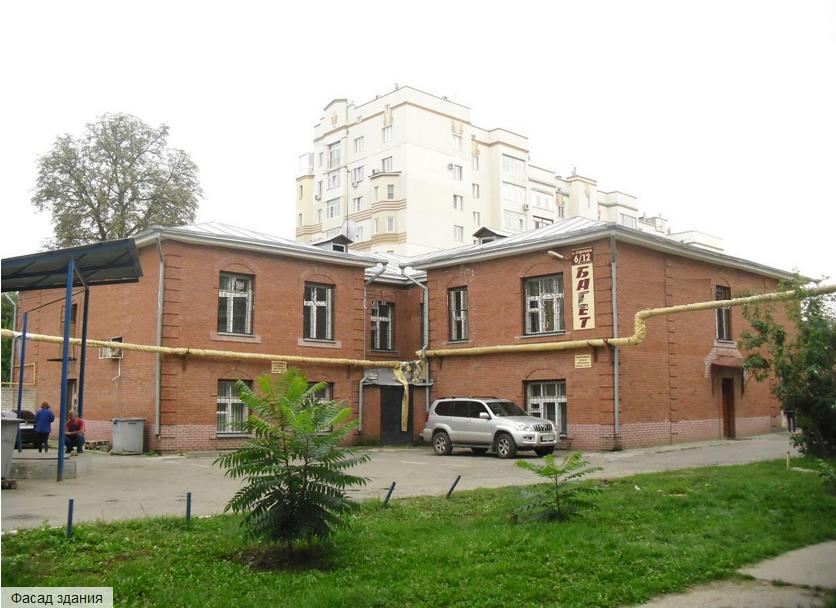 Продажа двухэтажного здания в центре