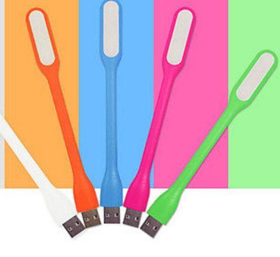 Фото 8 - Светодиодная USB лампа для подсветки клавиатуры