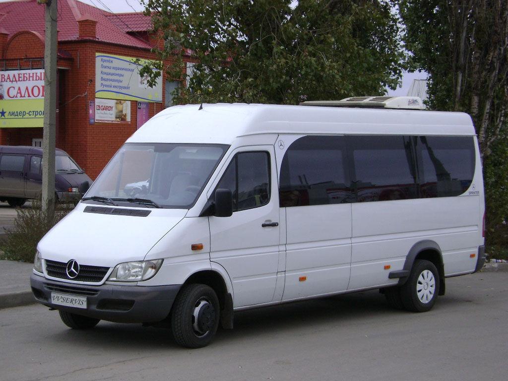 Пассажирские перевозки 17-20 мест
