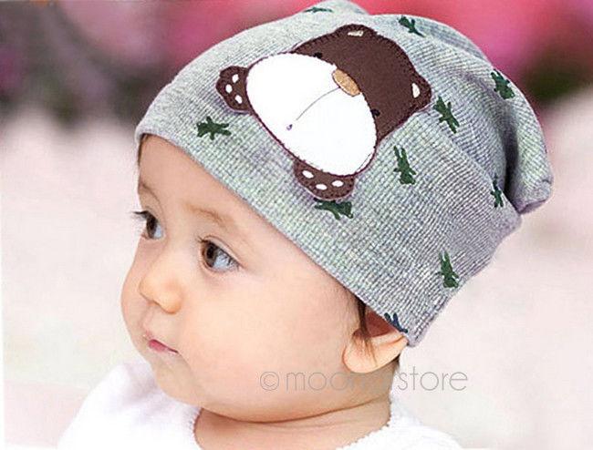 Фото - Шапочка для малыша