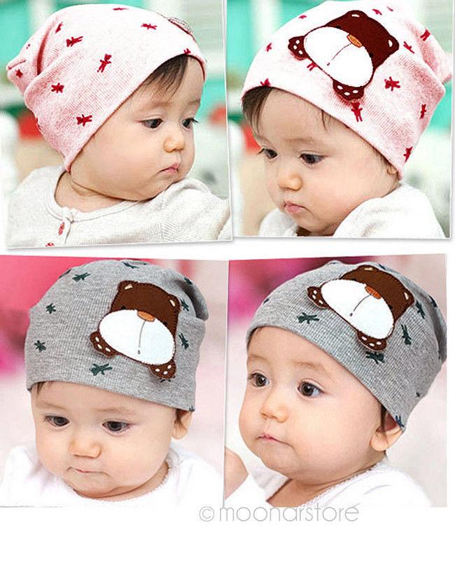Фото 2 - Шапочка для малыша