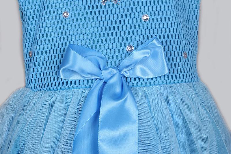 Фото 5 - Платье нарядное для девочки - Новое