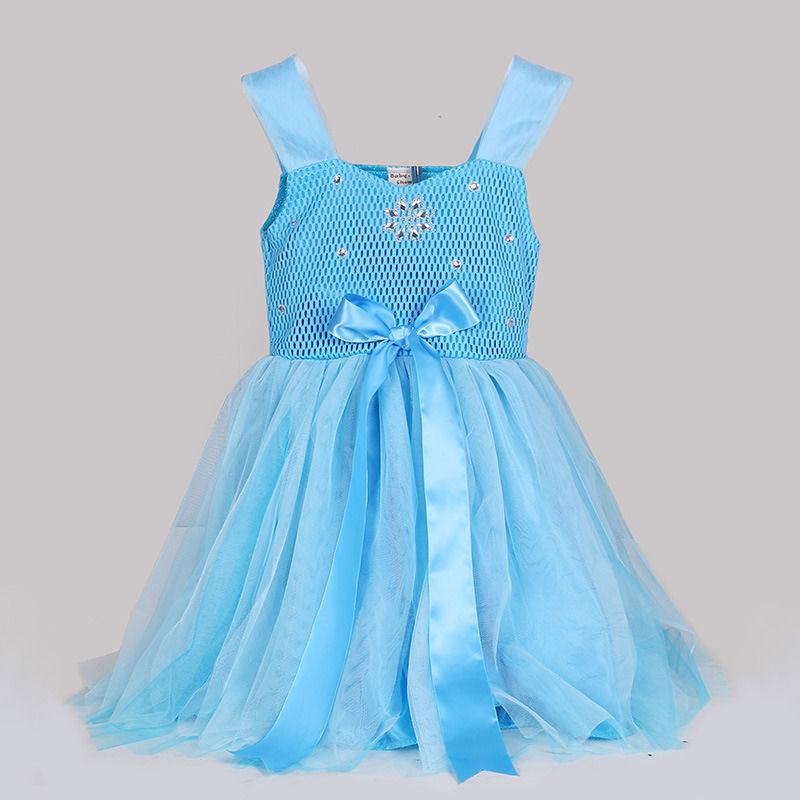 Фото - Платье нарядное для девочки - Новое