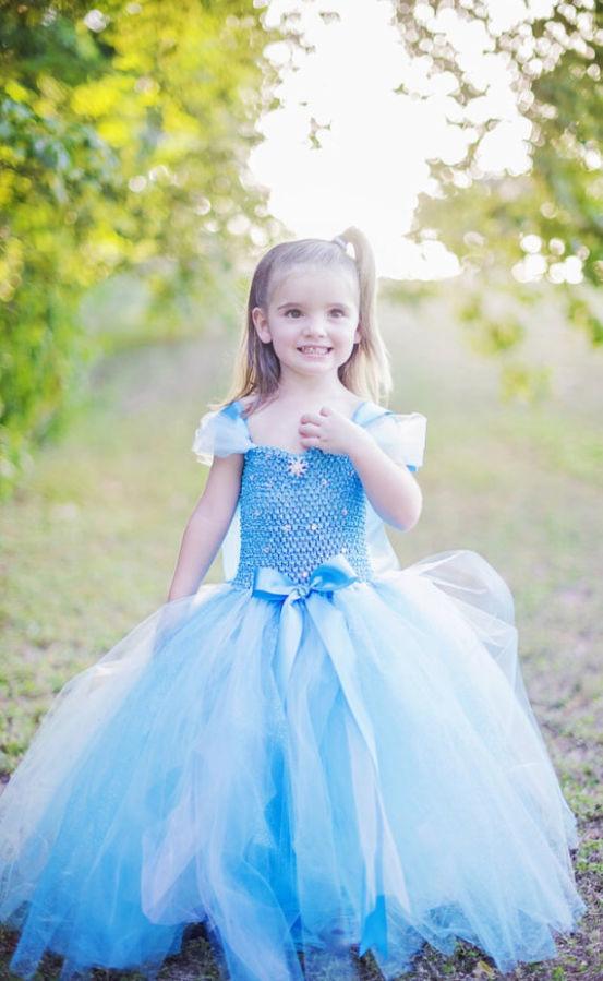 Фото 2 - Платье нарядное для девочки - Новое