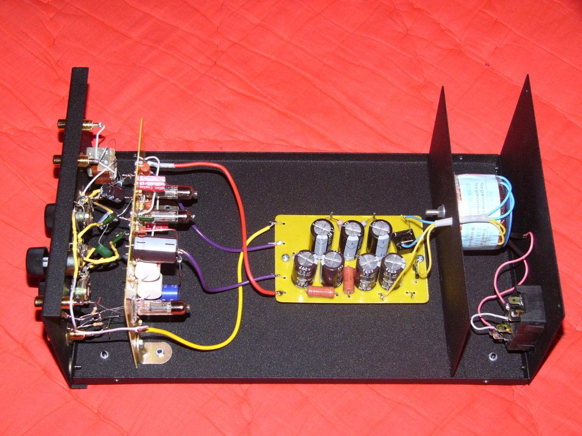 Фонокорректор MM, виниловые проигрыватели, high-End, hi-fi 44