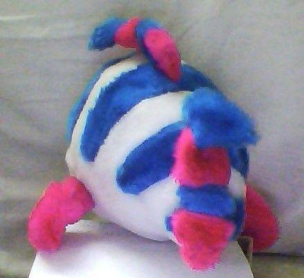 Фото 2 - Мягкая игрушка рыбка