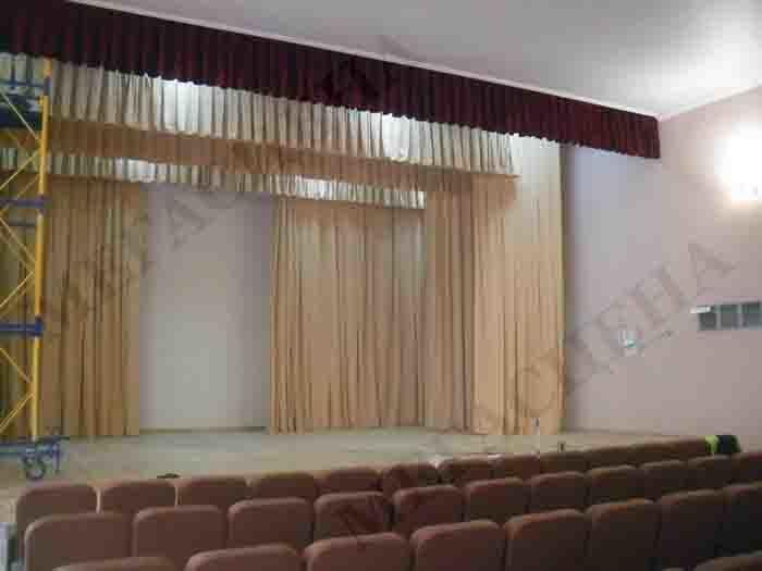 Фото - Одежда сцены для театров и актовых залов.
