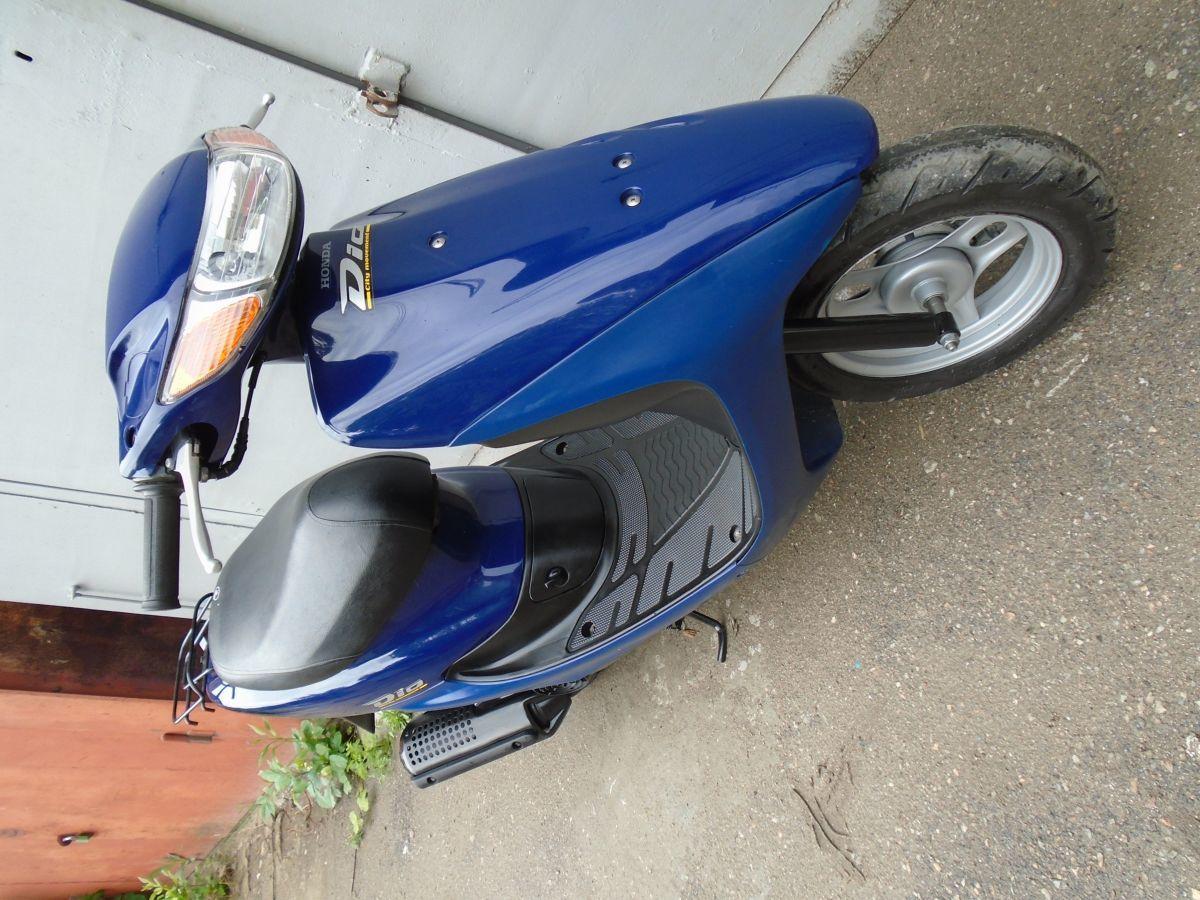 Фото 9 - Honda Dio AF-34 Blue продам