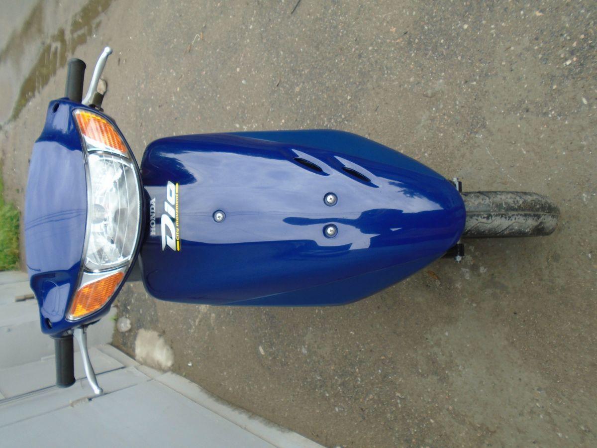 Фото 6 - Honda Dio AF-34 Blue продам