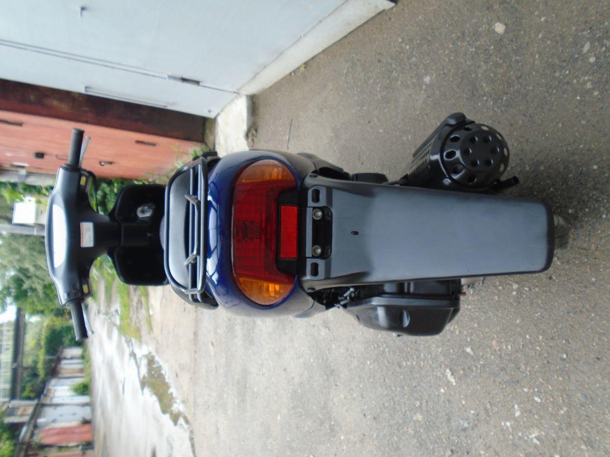 Фото 3 - Honda Dio AF-34 Blue продам