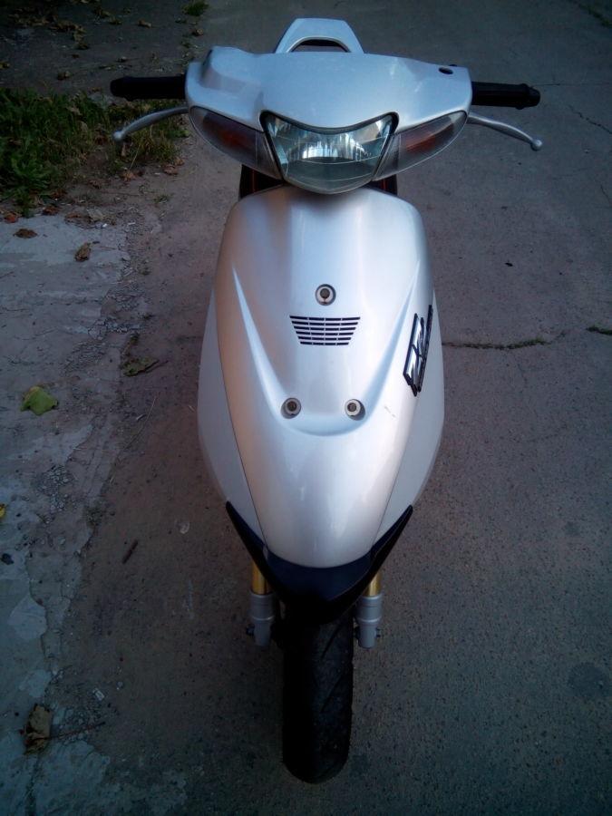 Фото 5 - продам скутер Suzuki ZZ Inch UP Sport