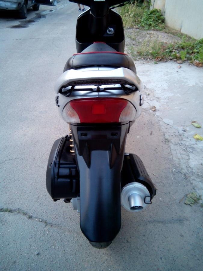 Фото 3 - продам скутер Suzuki ZZ Inch UP Sport