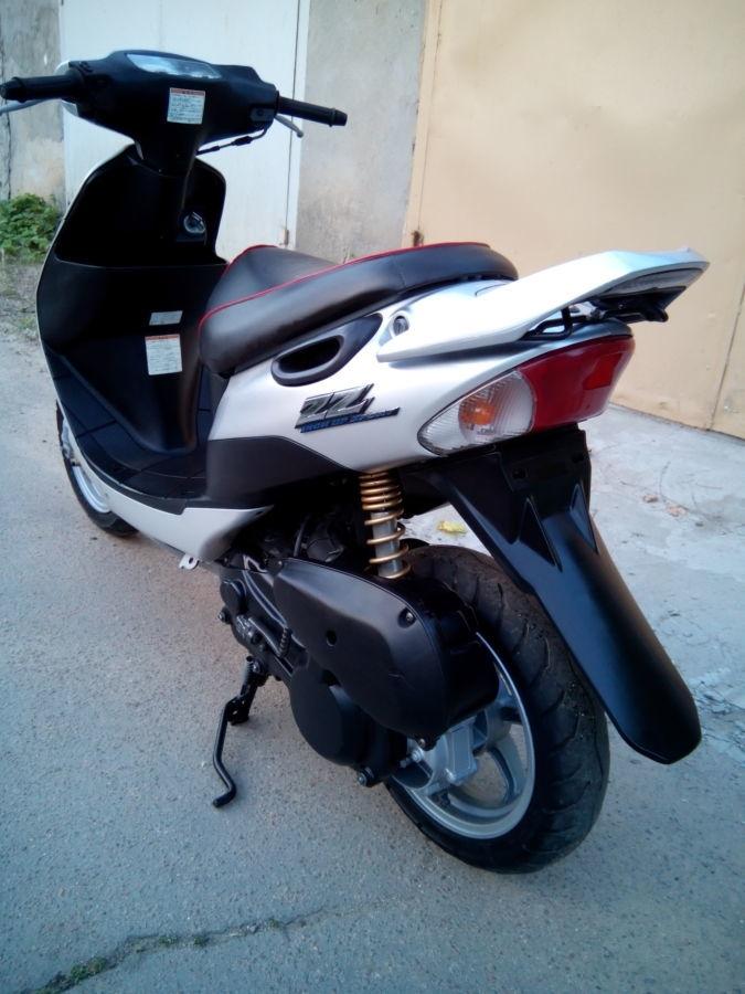 Фото - продам скутер Suzuki ZZ Inch UP Sport