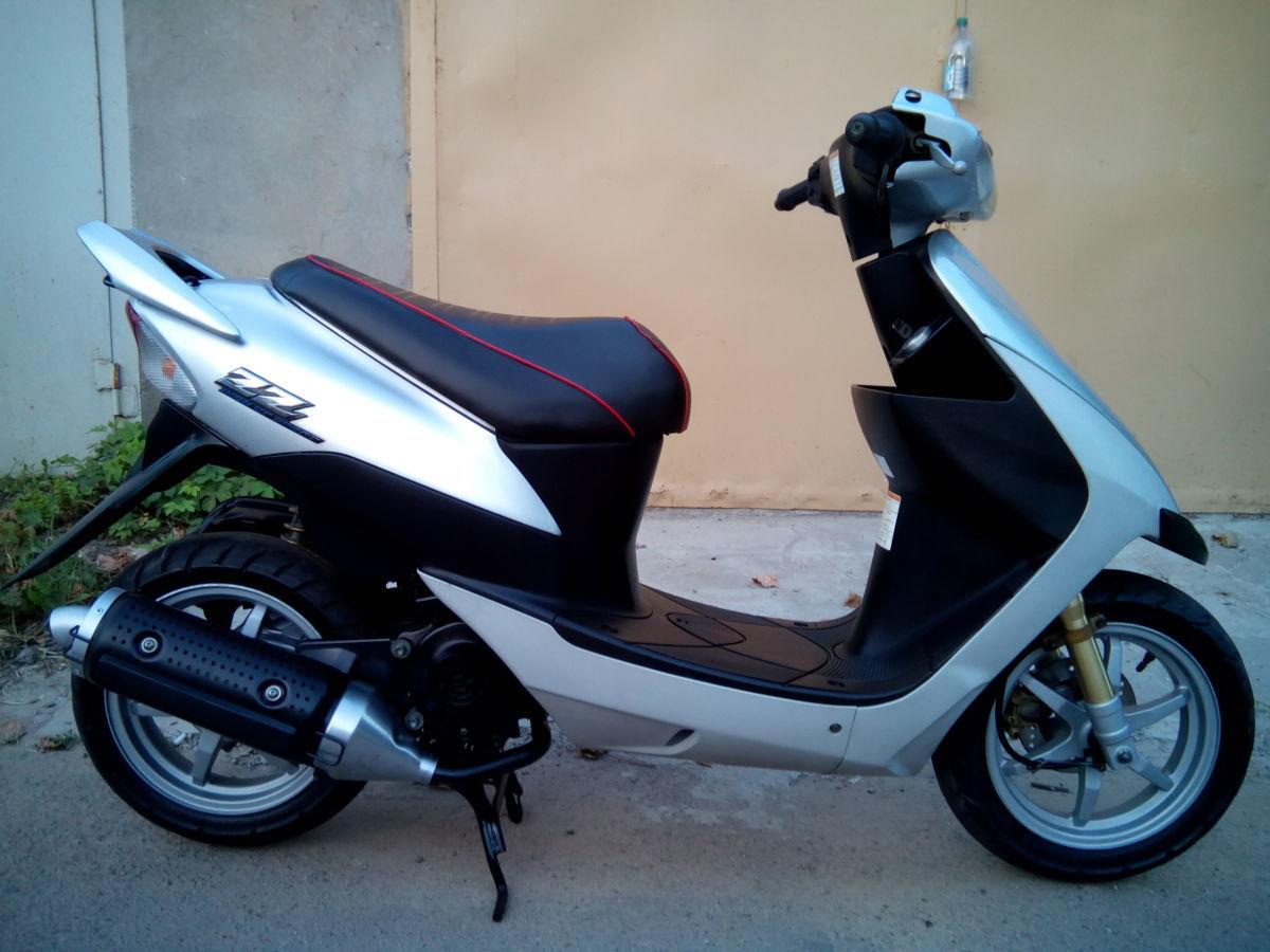 Фото 7 - продам скутер Suzuki ZZ Inch UP Sport