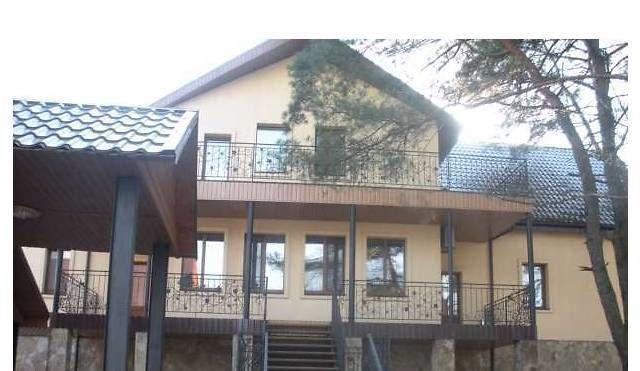 Дом на берегу Днепра