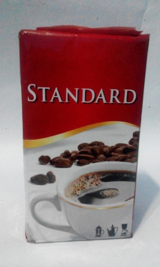 Кофе молотый Standard – 0,5 кг.