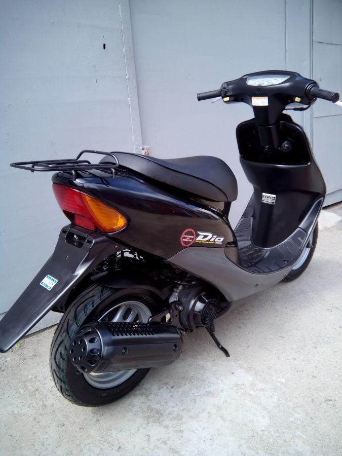 Фото 3 - скутер  Honda Dio AF-34